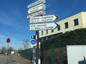 Aire d'accueil des gens du voyage Bordeaux