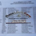 Liste des délégués habilités de l'association France Liberté voyage